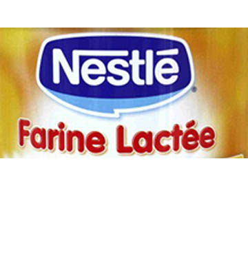 picture of Nestle Farine Lactee